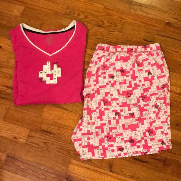 b07540cfb112 Catherines Intimates & Sleepwear | 420 3x 2628 Best Mom Pj Short Set ...